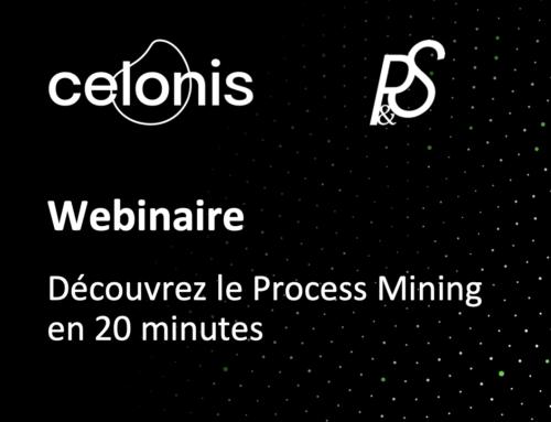 Découvrez le Process Mining en 20 minutes avec ce Webinaire
